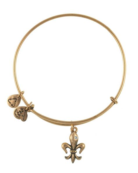 Alex and ani French Royalty Bangle in Metallic   Lyst