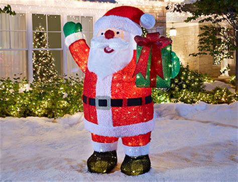 home depot outdoor christmas decorations outdoor decorations