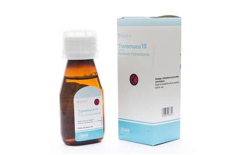 Obat Ambroxol ambroxol dosis obat kegunaan efek 20 daftar obat batuk