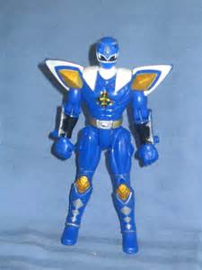 power rangers dino thunder blue ranger motor cycle figure