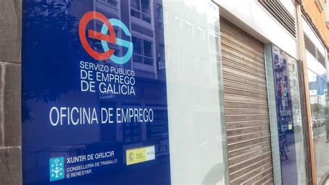 oficina de emprego galicia destruiu seis mil empregos en setembro