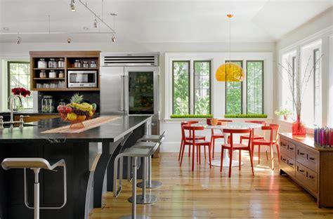modern eclectic kitchen eclectic modern tudor kitchen