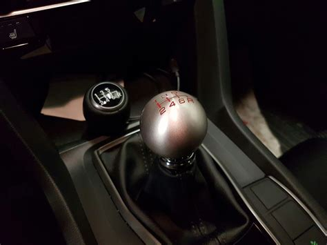 Honda Civic Shift Knobs by 6mt Shift Knob Replacement Page 5 2016 Honda Civic