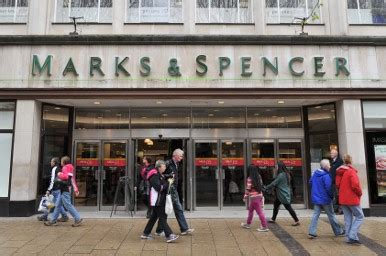 marks and spencer house insurance marks spencer woos customers with major store rev aol uk money