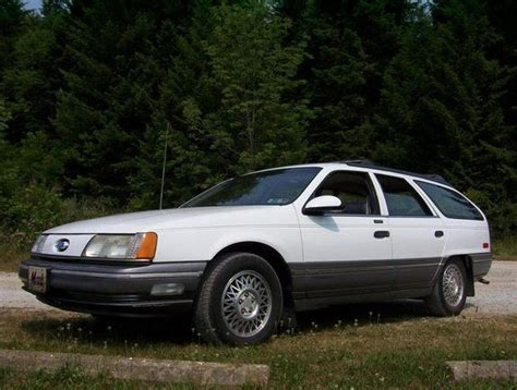 1991 Ford Taurus by Rocketfoot 1991 Ford Taurus Specs Photos Modification