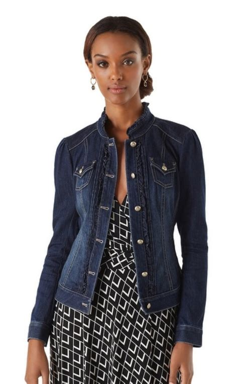 The Power Of Denim by Fashion Friday The Power Of A Denim Jacket Stylish