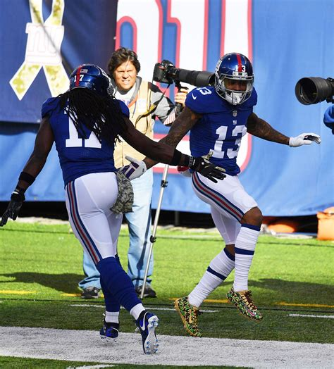 new york giants beckham hoping giants odell beckham jr celebrates scoring a touchdown