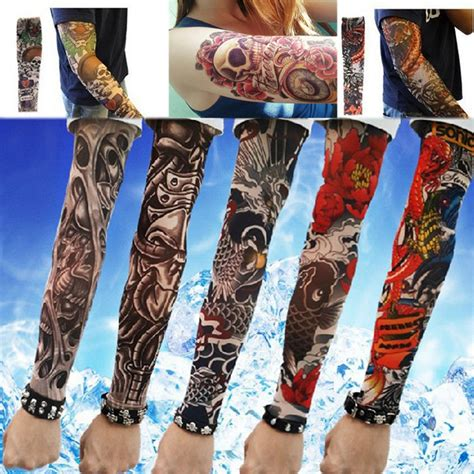 6 pack tattoo sleeve arm cover 6 pack changing