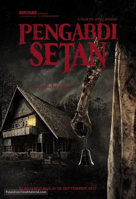 download film pengabdian setan pengabdi setan indonesian movie poster