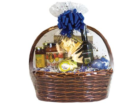Baskets For Gifts - fairway italian kosher basket