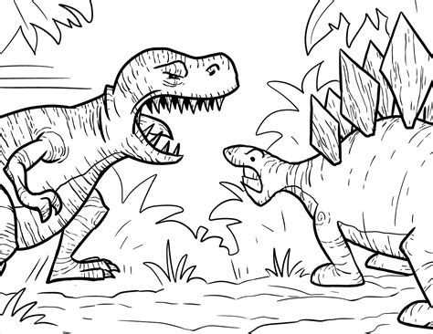 tyrannosaurus rex coloring pages dinosaur coloring pages
