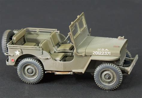 tamiya willys jeep tamiya 35219 1 35 us willys mb jeep build image 07 build