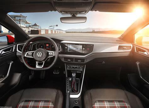 volkswagen gti interior volkswagen new polo gti 2018 interior image gallery