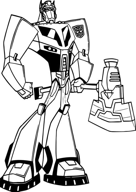 transformers animated coloring page transformers blade coloring page wecoloringpage