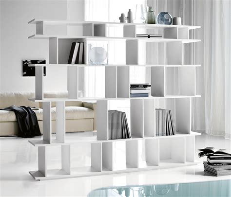raumteiler schlafzimmer loft shelving from cattelan italia architonic