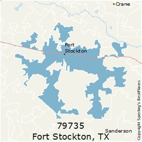 fort stockton texas map best places to live in fort stockton zip 79735 texas
