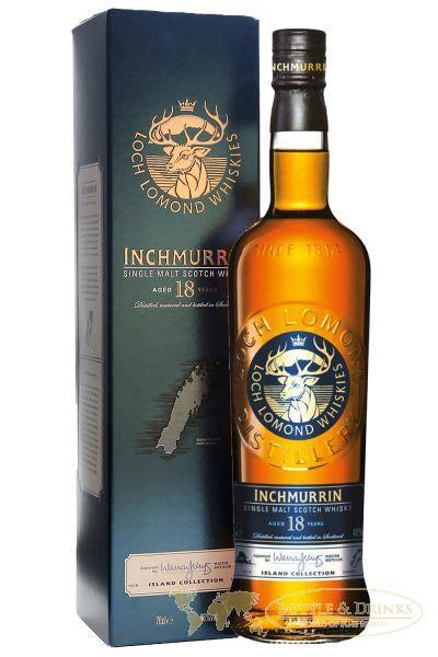 woodford möbel hersteller inchmurrin neue aufmachung 18 jahre single malt whisky 0 7