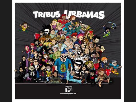 imagenes de sociedades urbanas sociedad y las tribus urbanas