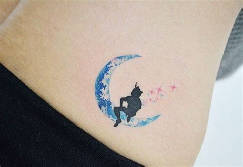 25 best ideas about peter pan tattoos on pinterest