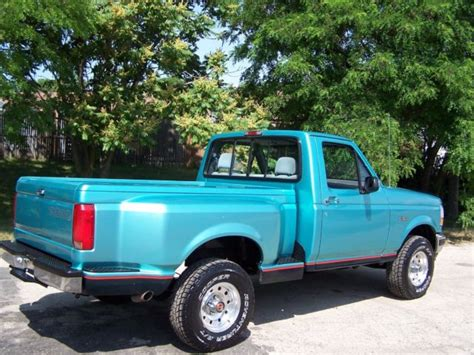 ford f 150 truck bed for sale 1994 ford f 150 xlt regular cab flareside 4x4 short bed