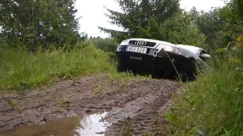 Audi A4 Offroad by Audi A4 Offroad Test Run