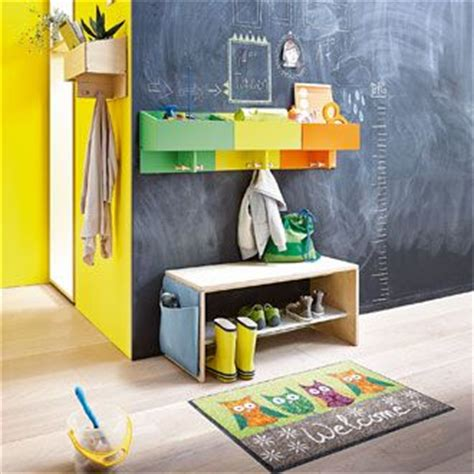 kindergarderobe mit ablage best 20 garderobe f 252 r kinder ideas on