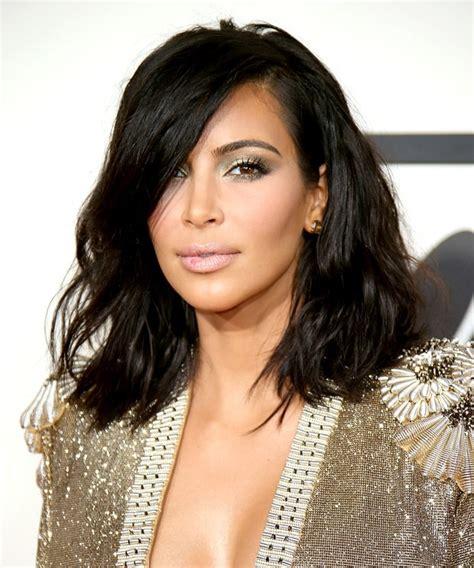 kim kardashiantop 10 best hairstyles ever short wavy bob kim kardashian s best hairstyles ever