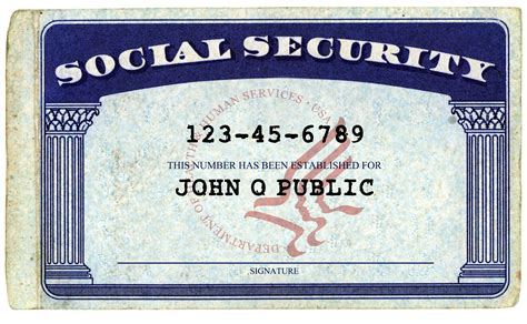 Don't Give Your Social Security Number at These Places