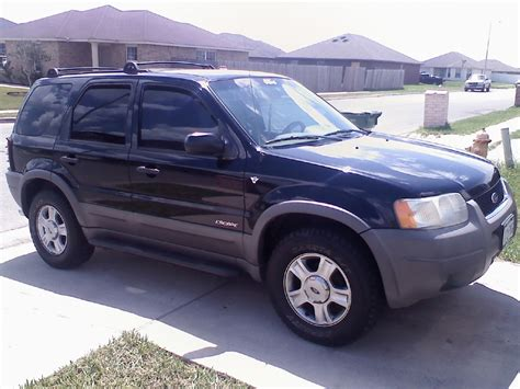 2001 Ford Escape by Barely Startin08 2001 Ford Escape Specs Photos