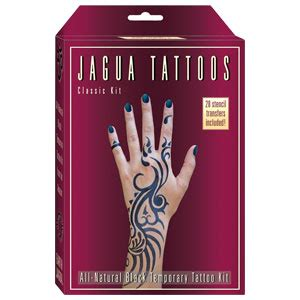 jagua tattoo kit instructions information about the jagua plant science lore facts