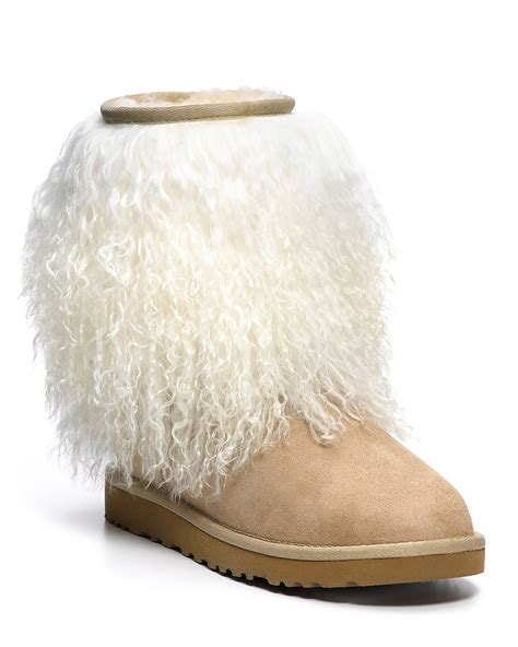 Ugg Sweepstakes - ugg 174 australia sheepskin cuff boots bloomingdale s
