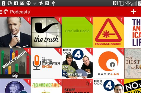 podcasts on android listen to podcasts easily on android mobilesyrup