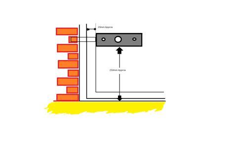 garage door alarms 1 pair of garage door security bolts cia alarms