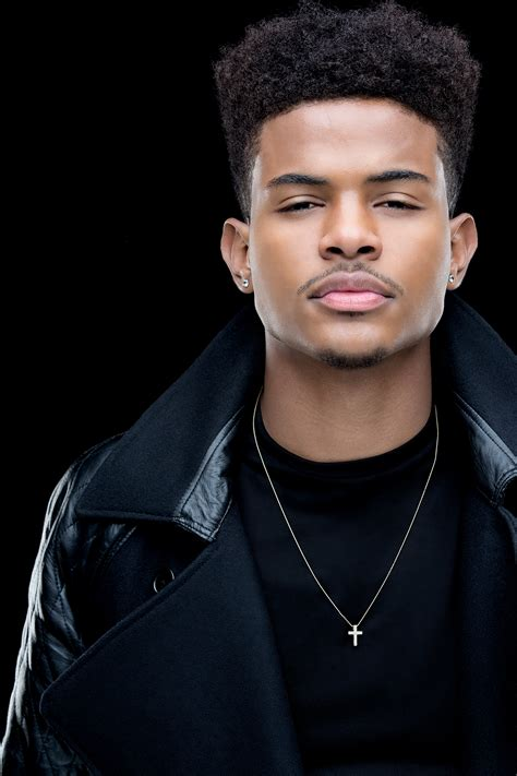 Who Is Jackson by Atlantic Records Press Trevor Jackson