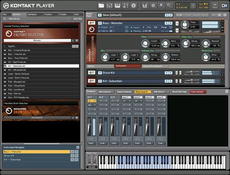 full version kontakt player native instruments kontakt player free expandable sle