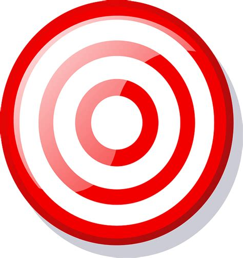 Clip On L Target by Tiro Clipart Clipground