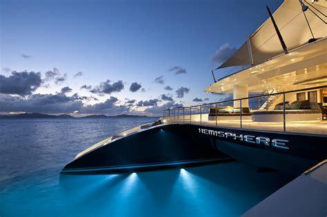 hemisphere  luxury sail yacht