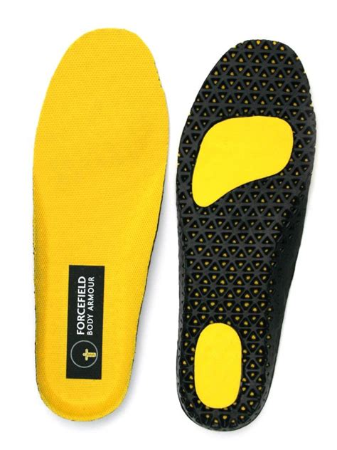 comfort inner soles forcefield roots inner soles forcefield team wear