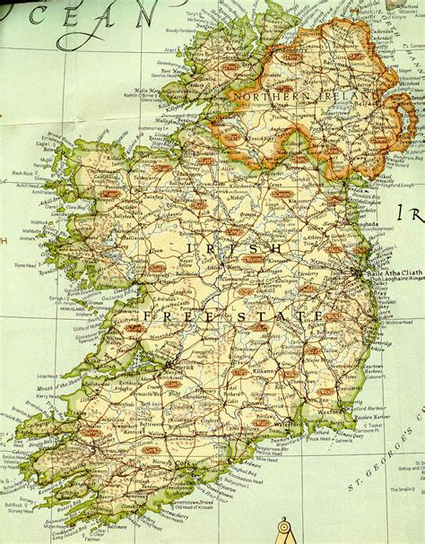 Free Ireland Search Ancient Map Of Ireland Search Ireland Ireland And Scotland