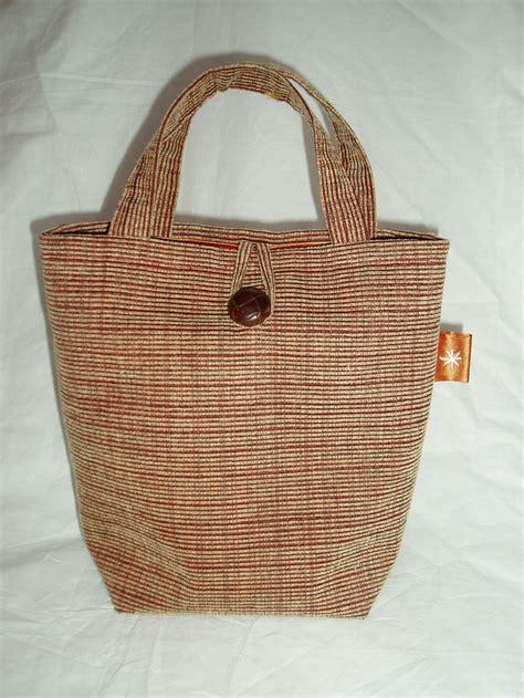 Small Handmade Bags - small lined bag handmade bags