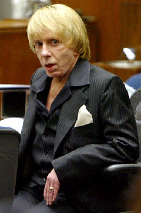 Phil Spector Judge Despises Liars by Spector Judge I Won T Disqualify Myself Ny Daily News