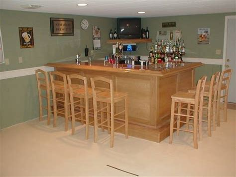 building a bar in your basement home bar design