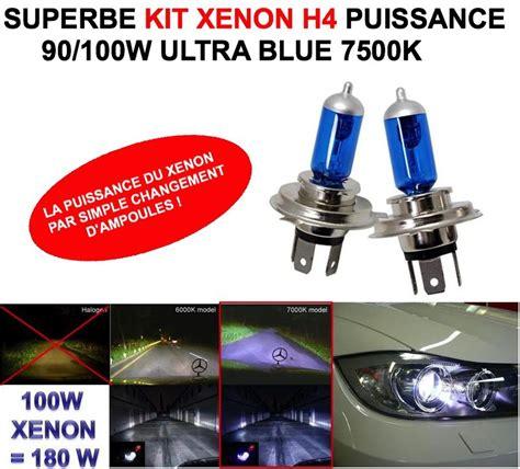 lada h7 100w oules h4 xenon 90 100w le club mecanique
