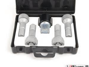 Mercedes Wheel Locks Ecs News Wheel Locks For Your Mercedes R171 Slk Class