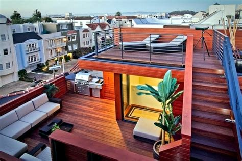 idyllic roof design ideas for a relaxed interior design