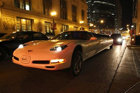 corvette limo front flickr photo