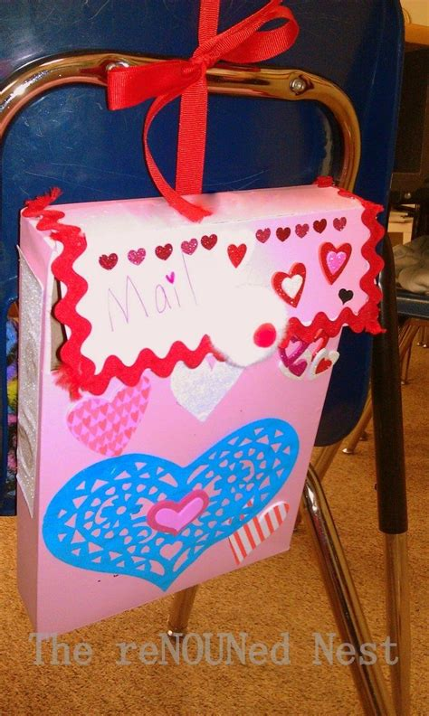 cereal box valentines cereal box mailboxes here s how they turned