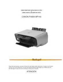 yoreparo reset canon mp230 cartuchos canon pixma mp140 images