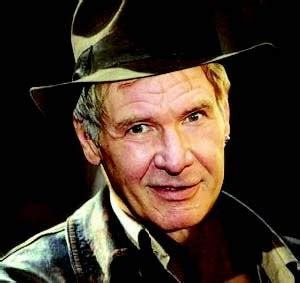Kaos Indiana Jones harrison ford filmleri harrison ford sayfas