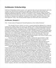 Scholarship Essay Exles Why Do You Deserve This 9 Scholarship Essay Exles Free Premium Templates